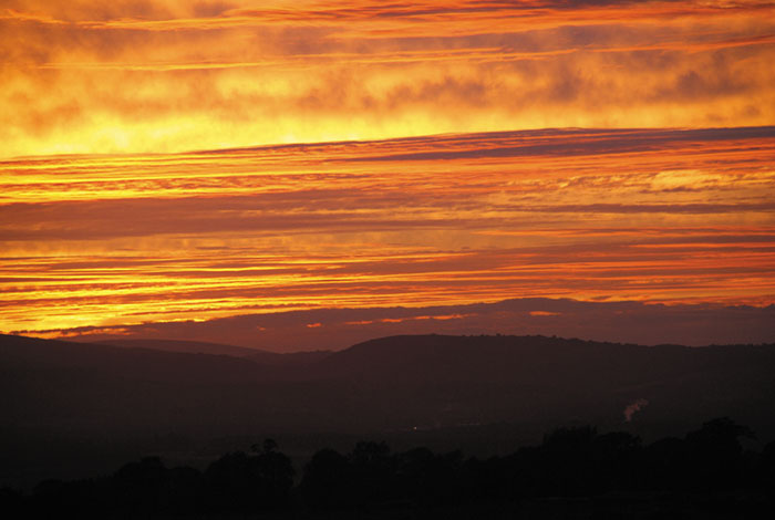 Sunset-over-haytor-from-pw